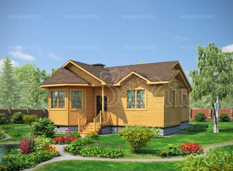 Дом 11.00×13.30